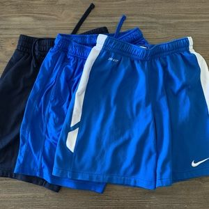Back-To-School Pack: 3 sets of Basketball Shorts